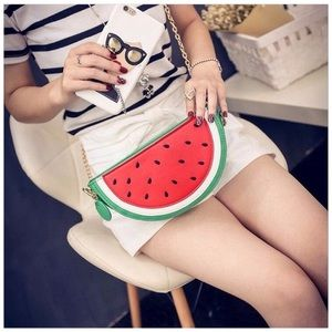 Handbags - Adorable Watermelon 🍉 Purse!